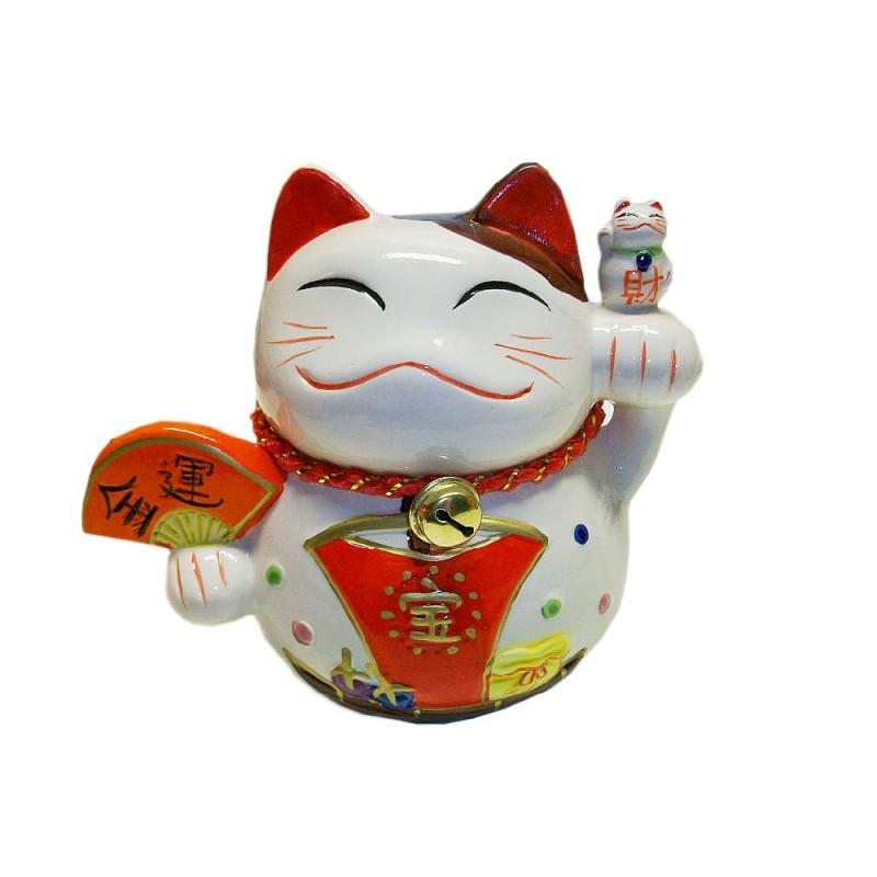 Glückskatze - Maneki Neko - Winkekatze - online kaufen auf www ...